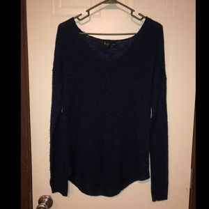 Sweaters - Blue sweater